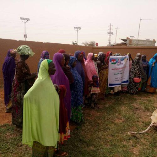 اضحية في النيجر