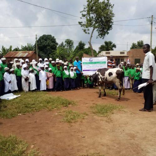 Qurban in Uganda